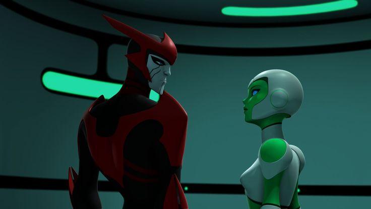 Razer (Green Lantern: The Animated Series)