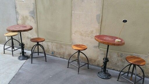 Chairs... some cafe in Brisbane 2015