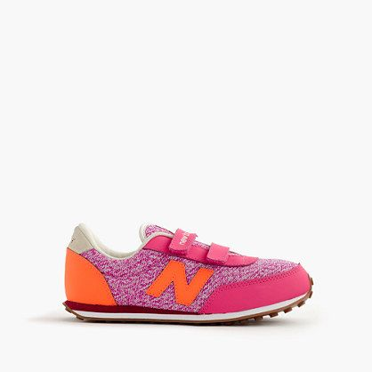 Kids' New Balance for crewcuts 410 velcro sneakers : shoes & sneakers | J.Crew