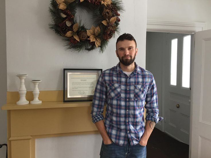 "This week in The Norwich Bulletin's ""Meet a Veteran"" feature, we speak with Scotland resident Gerry DeNardi, who served in the U.S. Army and did four tours of duty in Iraq and Afghanistan. Read more: http://www.norwichbulletin.com/news/20170210/meet-veteran-army-vet-isnt-wasting-fellow-soldiers-sacrifice #CT #ScotlandCT#Connecticut #Veteran #Vet #USArmy #Army #Iraq #Afganistan"