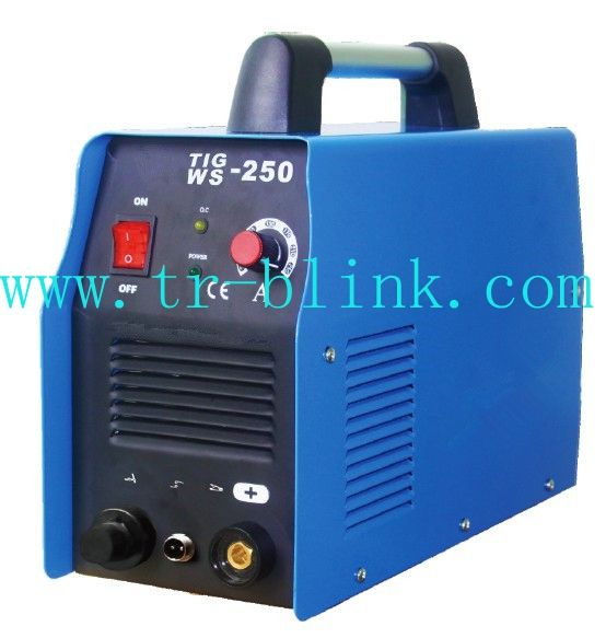 TIG/WS 200S expert welding machine  1.MOS  Inverter technology adopted   2 With CE certificate  3.OEM and ODM