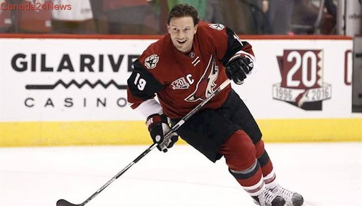 Shane Doan announces retirement from NHL