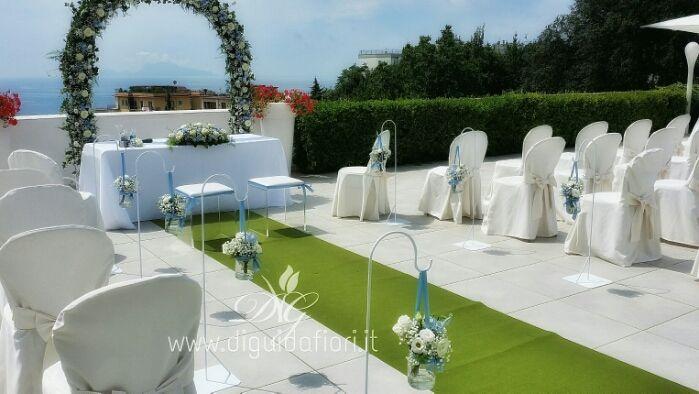 Addobbo+floreale+per+matrimonio+civile+–+Villa+Cilento+Posillipo+Napoli