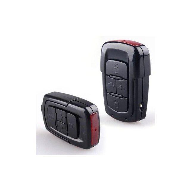Porte clés caméra espion Full HD 1080p mini appareil photo 8 Go Yonis