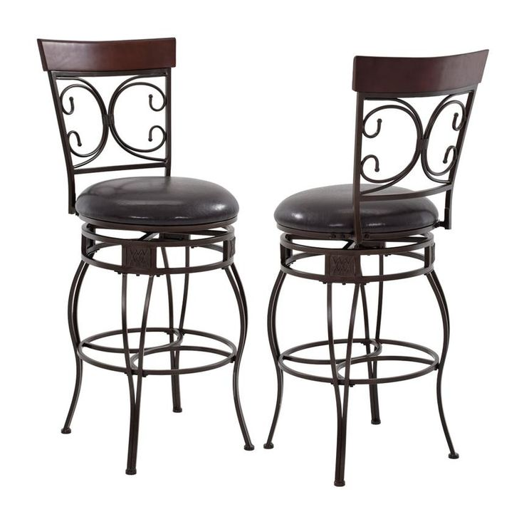 1000 ideas about Wrought Iron Bar Stools on Pinterest  : d2725eed8b4d4792cfe277d756aa1530 from www.pinterest.com size 736 x 736 jpeg 49kB