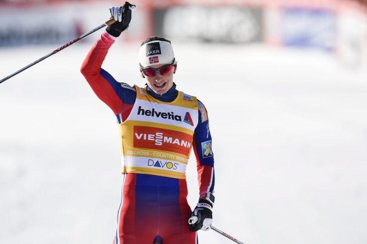 Absolutna dominacja Bjoergen. Jubileuszowe zwycięstwo Norweżki. http://sport.tvn24.pl/sporty-zimowe,130/70-zwyciestwo-marit-bjoergen-w-pucharze-swiata,500479.html