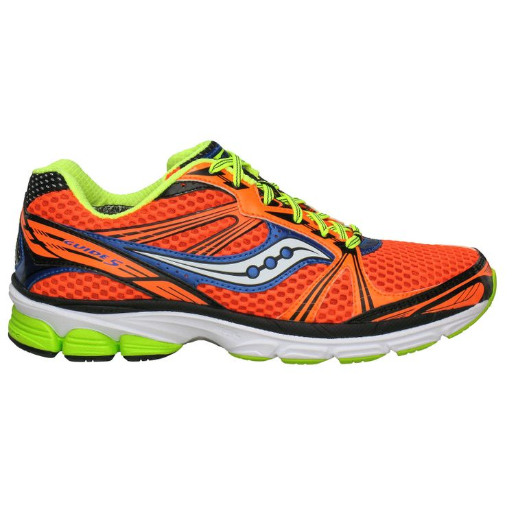 | Saucony Progrid Guide 5 Shoes - AW12 | Stability Running Shoes