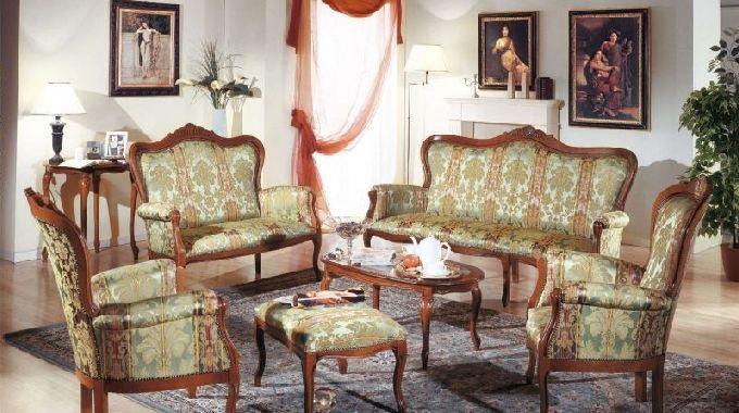 Salonik w stylu  barokowym Big Mayer - Novelle