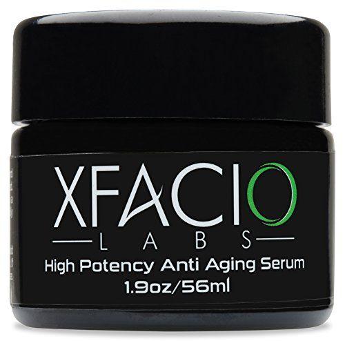 Best Anti Aging Serum. Organic Natural Wrinkle Cream With Peptides, Retinol, Amino Acids, Plant Stem Cells, Matrixyl, Hyaluronic Acid. Women & Men's Moisturizer. Day/Night, Treats Face Eyes or Neck