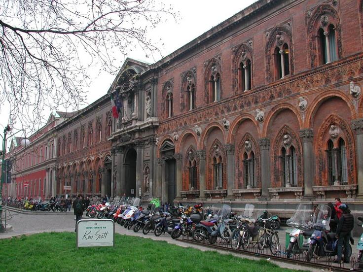 University of Milan - http://www.fabergiornale.it/wp-content/uploads/2012/03/unimi-mi.jpg
