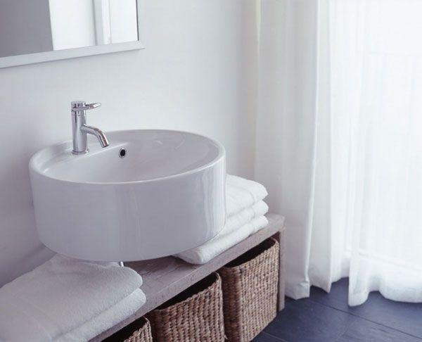 amazing monolithic home in switzerland with an inviting interior design httpfreshome - Modern Design Bathrooms 2010