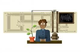 Indian scientist Sir Jagadish Chandra Bose was born 158 years ago, and became a world leader in telecommunications with innumerable achievements to his name. The polymath is the subject of a Google Doodle across the US, Australia, India and France to remember his contributions and celebrate his works.