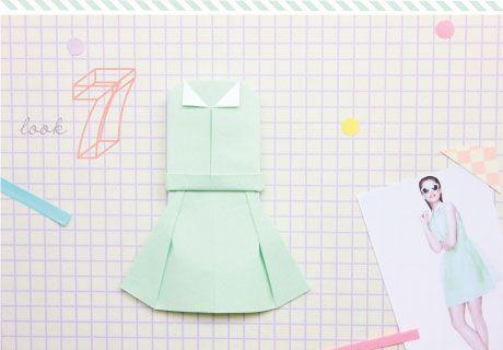 helado de nata: Taller de Origami hdn´s Closet!