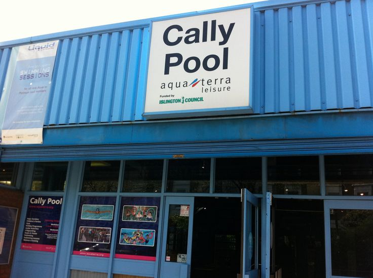 Cally Pool, 229 Caledonian Road London N1 0NH