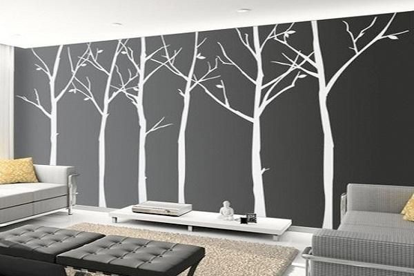 17 best images about color ideas for accent walls on for Cool wall patterns