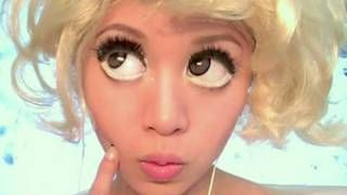 Lady Gaga Bad Romance Look - YouTube
