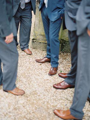 Perfect gentlemen images, groom, groomsmen Elegant French Chateau Wedding