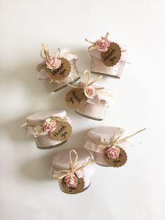 25 Rose Sugar Scrub Wedding Favors