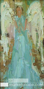 Guardian Angel II by Kathryn Trotter