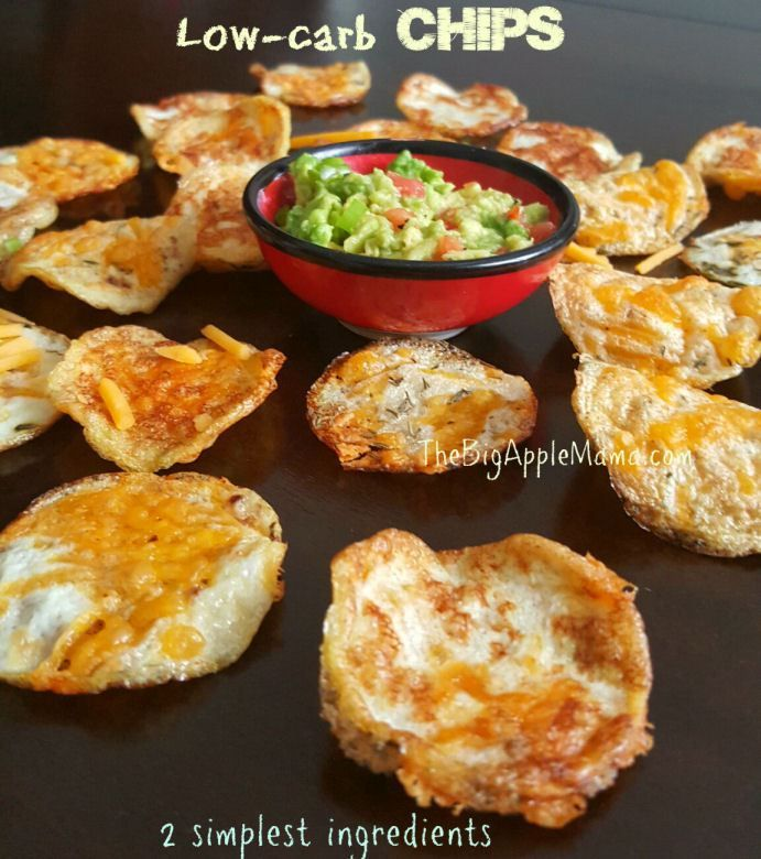 Low carb cloud bread chips is a homemade crispy low carb baked snack that uses 2 simplest ingredients and takes 10 minutes to prepare.