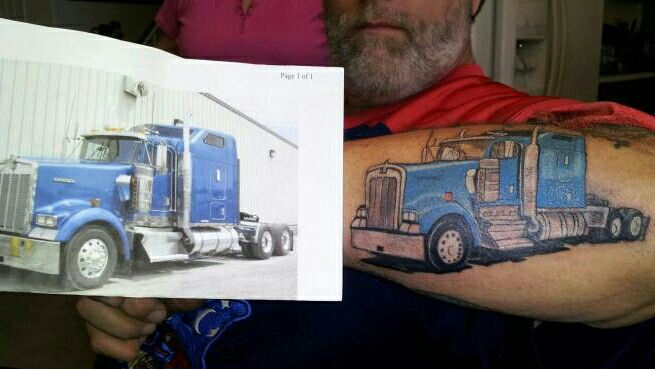 Top 18 Wheeler Tractor Trailers Truck Images For Pinterest Tattoos