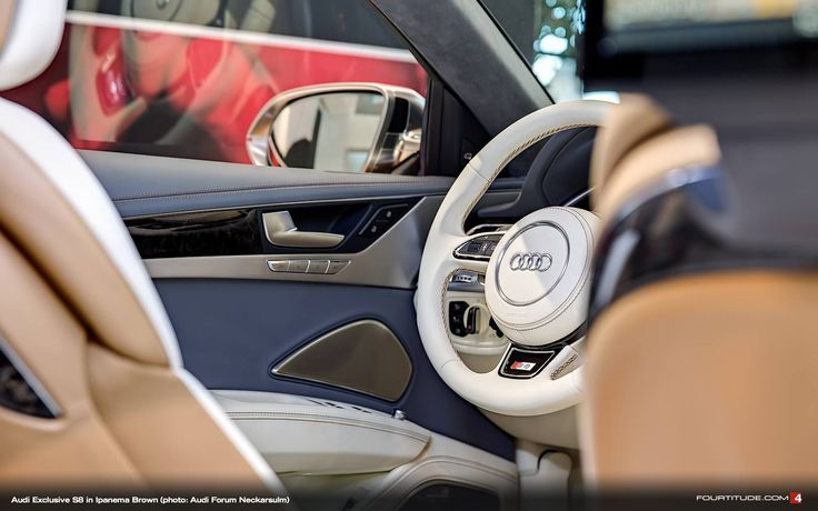Audi Exclusive S8 In Ipanema Brown Photo Audi Forum