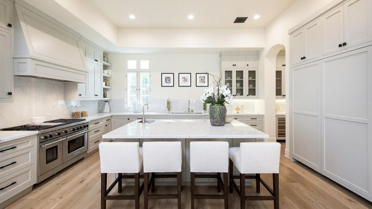 Actress Jane Fonda has purchased a four-bedroom townhome in a Century City enclave for $5.45 million in an all-cash deal.  The town house was the last for sale in the Enclave at Century Woods, a new gated development consisting of just ten residences, according to listing agent Susan Smith of Hilton & Hyland, an affiliate of Christie's International Real Estate. Ms. Fonda's unit has four bedrooms and measures about 5,700 square feet, Ms. Smith said. The Mediterranean-style home has balconies…