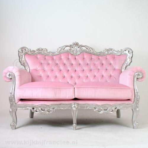 This would be so cute in a huge closet - Pink Furniture, Appliances and Home Decor