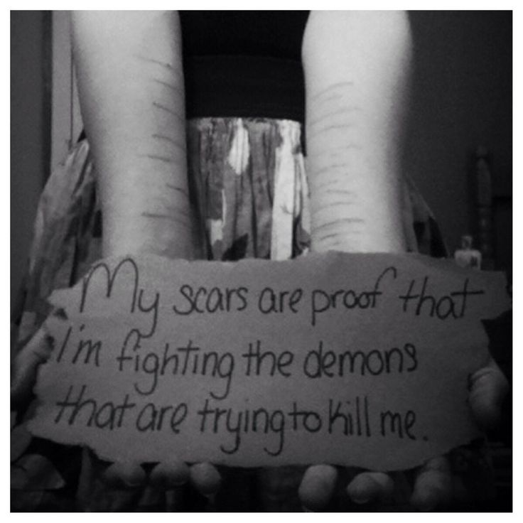 Emo Quotes About Suicide: Self Harm Quotes Pinterest. QuotesGram