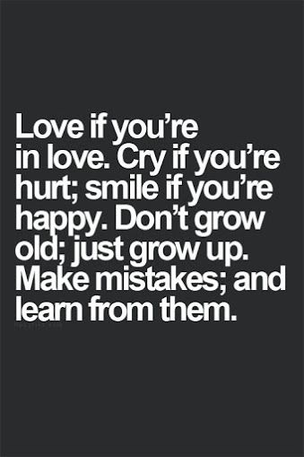 best growing up quotes