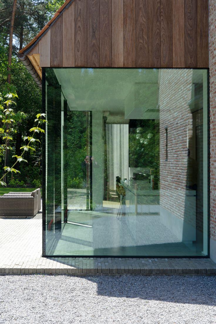 Vlassak Architects | Architect Pieter Vlassak Tijdloos Hedendaags Wonen, Villabouw, Renovatie, Verbouwingen, Architectuur, Interieurarchitectuur
