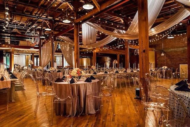 clear ghost chairs nashville liberty party rentals, @libertyparty, #southernwedding, #nashvillewedding