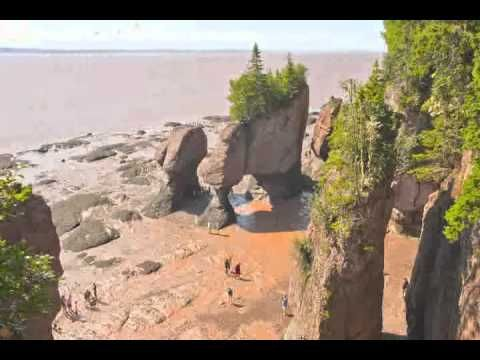 Hopewell Rocks | Bay of Fundy Attraction | New Brunswick