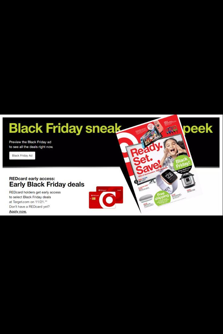 Black Friday Sneak Peek Get Early Black Friday Deals Access With