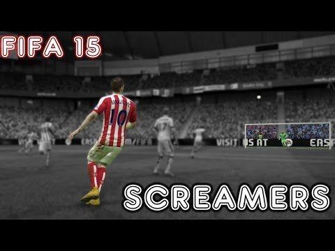 AMAZING LONGSHOTS – FIFA 15 (indie rock) Music Video