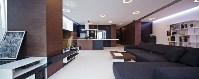 ...Modern Interiors Design, Design Dark, Romanian Interiors, Ac Apartments, Living Room, Artment Interiors, Ravishing Romanian, Apartments Interiors, Apartments Design