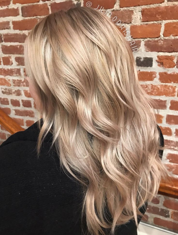 Blonde hair color pictures