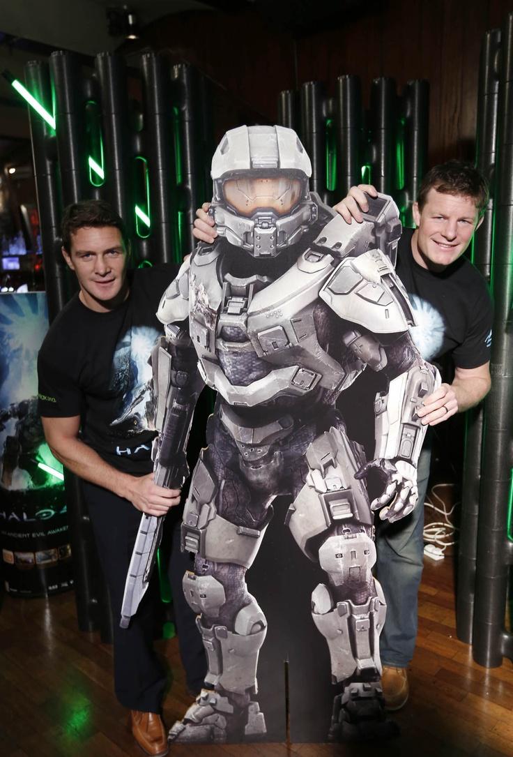 Xbox Halo 4 Launch