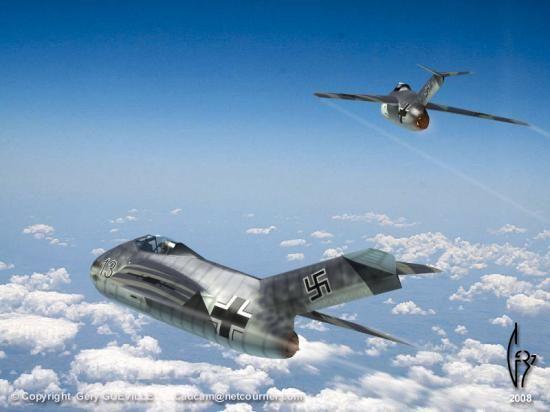 51 best Focke Wulf Ta 183 images on Pinterest