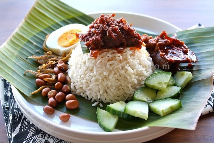 Nasi Lemak is probably the most popular dish in Malaysia. Traditionally, it's served as a quick hearty breakfast meal; but, these days it's...