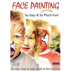 Face Painting - An Easy Step By Step Guide to Face Painting (DVD) £5.79