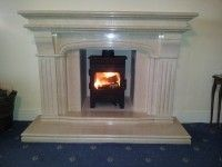 Wood #Burning #Stove Installation is Simple