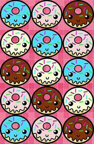 Donuts wallpapers// fondos de donas