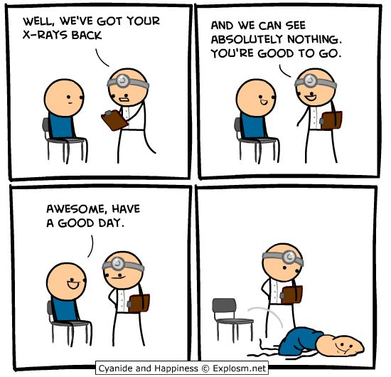 http://www.cyanideandhappiness.net/2014/03/sad-larry-cyanide-and-happiness-short.html