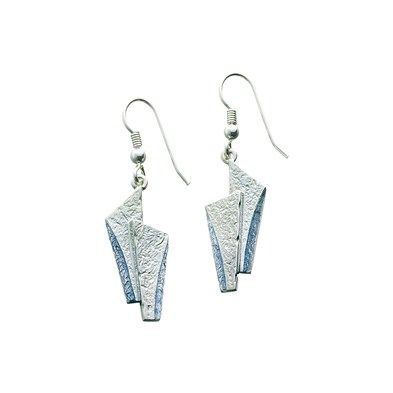 Discover the beautiful Standing Stones Earrings by Sheila Fleet at just 103GBP. Explore our bespoke jewellery from Orkney, Scotland