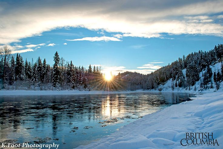 Chasing the Sun - The Breathtaking Sunrises and Sunsets of Prince George