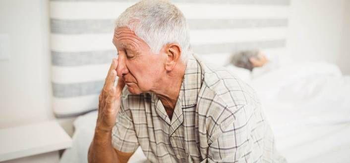 Schlafstörungen bei Asthma & COPD
