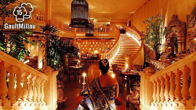 The Hotel Luzern - Restaurant Thai Garden