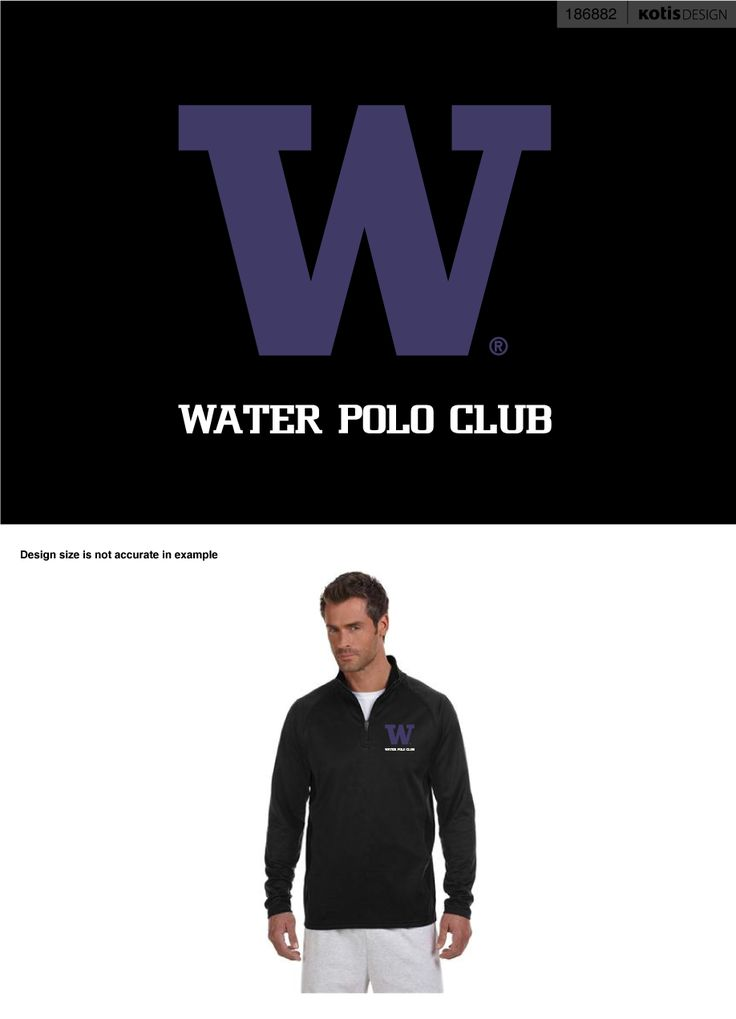186882 - 153199 Reorder - UW Women's Water Polo | Jackets and Sweats '15 - View Proof - Kotis Design