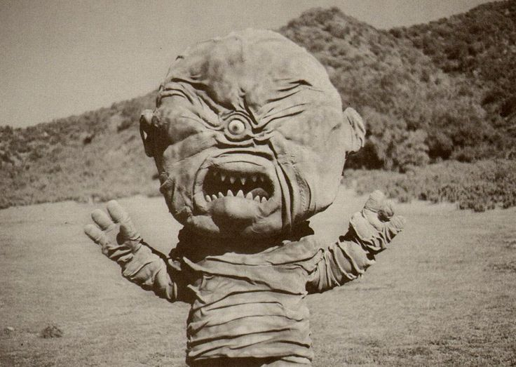 I married a monster from outer space 1958 cr ature for Retro outer space